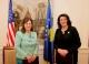 Predsednica Atifete Jahjaga i šef USAID-a na Kosovu, Maureen Shauket, potpisale su sporazum o pomoći  SAD-e  Kosovu